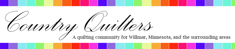country quilter header